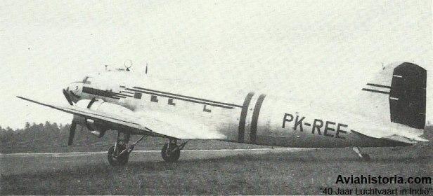 KLM-IIB-Dakota-Cargo