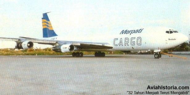 Merpati-Cargo-Boeing-707