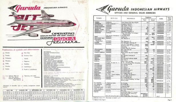 timetable-Garuda