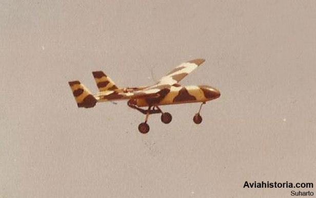 RS-3100 berhasil terbang dengan sukses di Pondok Cabe.