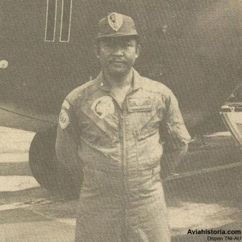 Captain Pilot Mayor (Pnb) Maksum Harun