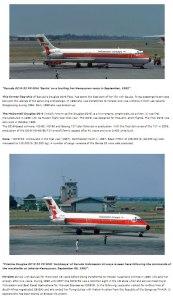 Douglas DC-9 andalan GIA untuk rute domestik dan regional dari hub Kemayoran.