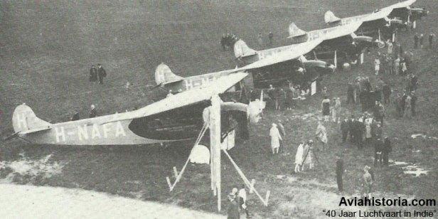 KNILM-Penerbangan-Perdana-1