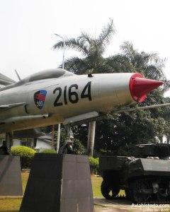 MiG-21 F-2164 Skadron 14 Wing 300
