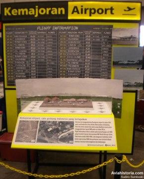 Memorabilia Kemajoran Airport