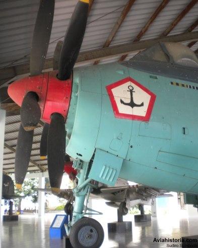 Gannet bermesin turboprop contraprop Double Mamba.