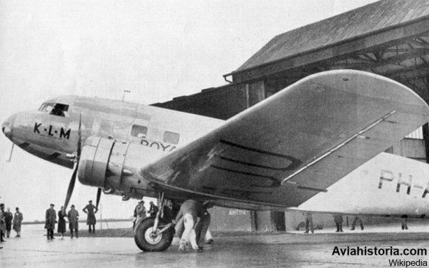 Douglas-DC-2,-Kalah-Tenar-Namun-Tetap-Berprestasi-1