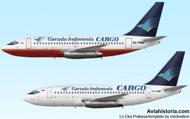 Pengabdian-Singkat-Boeing-737-200C-Garuda-Cargo-5