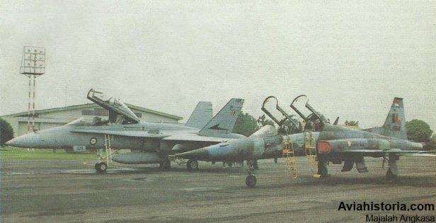 Elang-Ausindo-I-1993-Pertarungan-David-vs.-Goliath-1