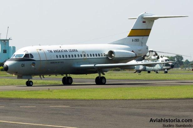 Fokker-F28-TNI-AU-1